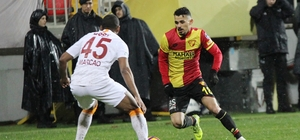 Spor Toto Süper Lig: Göztepe: 0 - Galatasaray: 1 (Maç sonucu)