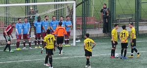 Çamdibi Gençlerbirliği 1 - Foça Belediyespor 7