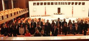 Döşemealtı'nın genç vekilleri Anıtkabir ve TBMM'yi ziyaret etti