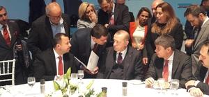 AESOB Başkanı Dere'den Cumhurbaşkanı Erdoğan'a esnaf dosyası