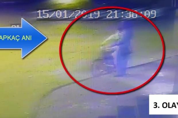 Gaziantep Haberleri: Güvenlik kamerasından yakalanan kapkaç şüphelisi tutuklandı