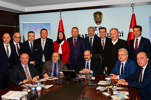 Trabzon'da yapılacak katı atık tesisi Türkiye'de alanında tek ve örnek olacak