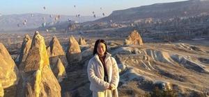 Güney Koreli turist Hayong'dan Türk askerine teşekkür