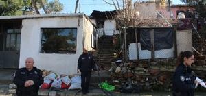 İzmir'de kahreden yangın: Anne ve bebeği öldü, iki çocuk yaralı