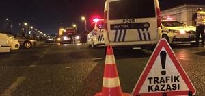 Kahramanmaraş'ta zincirleme kaza: 4 yaralı Kahramanmaraş'ta 5 otomobilin karıştığı trafik kazasında 4 kişi yaralandı
