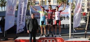 Türkiye Bisiklet Şampiyonası 1. Etap Yarışları sona erdi