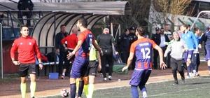Ödemiş, Salihli'yi tek golle geçti BAL'da dostluk görüntüleri