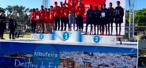 Darıca Belediyesi Eğitim Spor Kulübü Avrupa şampiyonu oldu