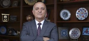 """Kızıltan: """"Mersin net ihracatçı bir kenttir"""" MTSO Başkanı Ayhan Kızıltan: """"Marmara'ya sıkışan ekonomimizin aradığı yeni ekonomi bölgesi Mersin'dir"""""""