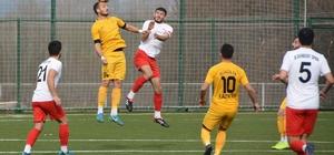 Aliağaspor'un bileği bükülmüyor Spor Toto Bölgesel Amatör Ligi