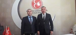 """MHP İl Başkanı Yüksel Aydın ilçeleri ziyaret etti MHP İl Başkanı Aydın: """"Biz ranta dönük belediyeciliği istemiyoruz"""""""