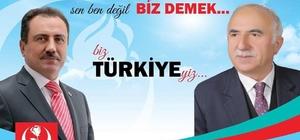 Reşadiye Belediye Başkanı Kılıç, BBP'den aday oldu
