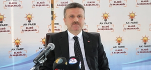 AK Parti Elazığ İl Teşkilatının yeni yönetimi tanıtıldı