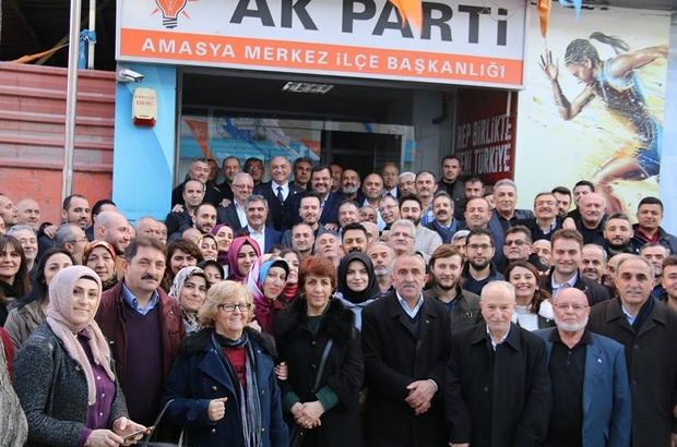 """Milletvekili Karahocagil: """"Vatandaşlarımızın güvenini bir kez daha perçinleyeceğimizden eminiz"""""""