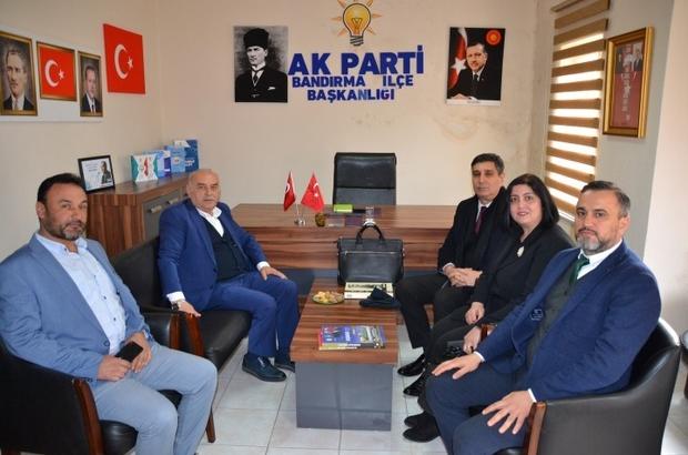 Ak Parti'de başkanlık temayülü yapıldı
