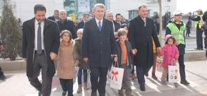 """Elazığ'da """"Öncelik Hayatın, Öncelik Yayanın""""etkinliği"""