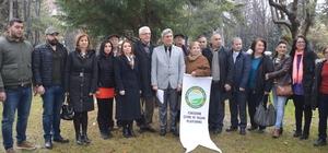 """""""Kömürlü termik santralde ihale iptal edilmeli"""" Eskişehir Çevre ve Yaşam Platformu Sözcüsü Selim Kurnaz: """"Kıymetli ovamızda ve kıymetli şehrimizde kömürlü termik santral istemediğimizi bir kez daha haykırıyoruz"""""""