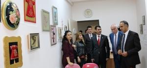 Daire Başkanı Eraslan çocuk evlerinde incelemede bulundu
