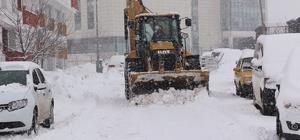 Bingöl'de kar etkisini gösterdi, 281 köy yolu ulaşıma kapandı