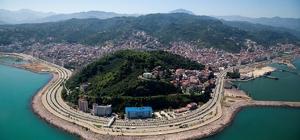 2018'de Giresun'u 800 bin turist ziyaret etti