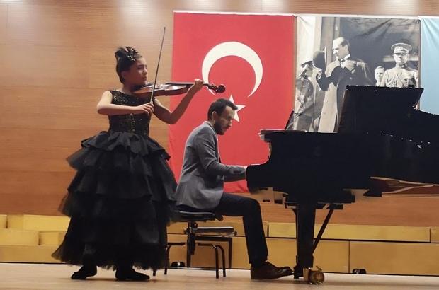 Genç müzisyenler klasik müzik ustalarıyla kampa girdi