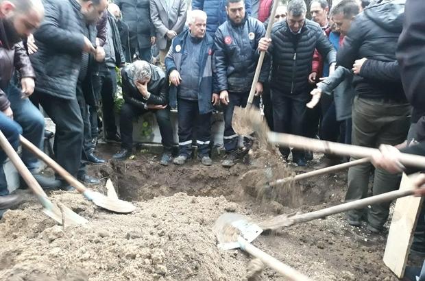 İntihar eden Ziraat Odası Başkanının cenazesi defnedildi ile ilgili görsel sonucu