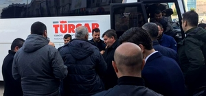 CHP'li Oran, turizm acenteleri temsilcilerine Çeşme'yi anlattı