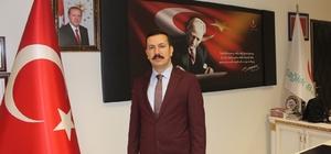 """Her 6 saniyede bir kişi sigaradan ölüyor Amasya İl Sağlık Müdürü Dr. Öner Nergiz: """"Dünyada her 6 saniyede bir insan tütün kullanımı nedeniyle hayatını kaybediyor"""""""