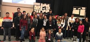 Bahçeşehir Kolejinden çocuk muhtarlara liderlik eğitimi