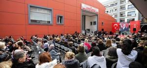 Karşıyaka'da coşkulu açılış Ali Rıza Bodur Eğitim Merkezi açıldı