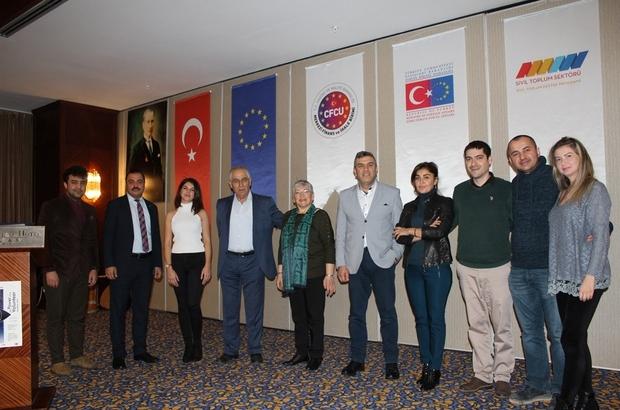 d995a1471a2 Gönüllünün gücü toplantısı - Antalya Haberleri