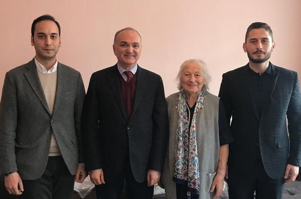 """AK Parti Başkan adayı Özlü """"Kasapoğlu ile çalışmayı ben istedim"""""""