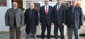 Mahalle sakinlerinden Başkan Aydın'a teşekkür