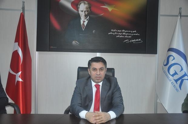 """Yapılandırma borçları için son gün 28 Şubat Bilecik SGK İl Müdürü Adem Bedir; """"Fırsat değerlendirilmeli"""""""