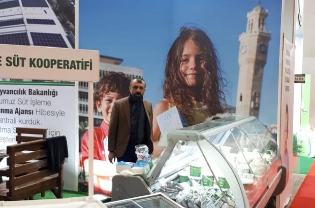 İzmir Tarım ve Hayvancılık Fuarı'na Malatya'da katıldı