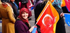 """Cumhurbaşkanı Erdoğan: """"Biz Türkiye'yi 81 vilayetinin tamamıyla büyüttük, güçlendirdik"""" """"Millet ve devlet olarak bu coğrafyada bin yılda kesintisiz bir mücadele verdik"""" """"Kastamonu'ya son 16 yılda 15 katrilyon yatırım yaptık"""""""