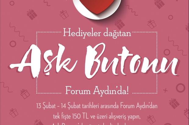 Forum Aydin Dan Sevgililer Gunune Ozel Etkinlikler Aydin