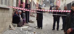Gaziantep'teki patlamada gaz kaçağı iddiası