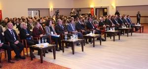 """Elazığ'da """"İç Sular Su Ürünleri Çalıştayı"""""""