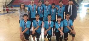 Okullar Arası Voleybol Yıldır Erkeklerde şampiyon belli oldu