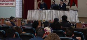 """Elazığ'da rehber öğretmenlere """"Koruyucu Aile"""" anlatıldı"""