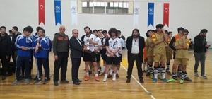 Okullar Arası Futsal İl Birinciliği Tamamlandı