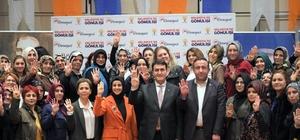 """Dündar: """"Reklam değil yatırım yapıyoruz"""" Osmangazi Belediye Başkanı Mustafa Dündar: """"Vatandaşın parasını çarçur etmeden hizmet ediyoruz"""" """"Vatandaşa hangi partilisin değil, sıkıntın dedir diyoruz"""""""