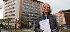 Rus gelin Anastasia, Alanya Belediye Başkanlığına resmen aday oldu