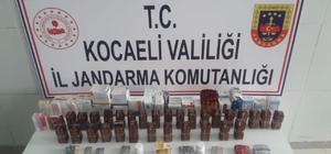 Üzerinden 7 bin 253 adet uyuşturucu hap çıkan şahıs tutuklandı