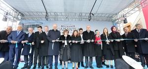 Gaziantep'te Halil Karaduman Sanat Merkezi açıldı Açılış törenine Ak Parti Genel başkanı Numan Kurtulmuş da katıldı