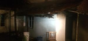 Soba yangını bir aileyi neredeyse yok ediyordu 3 kişinin mahsur kaldığı ev adeta küle döndü