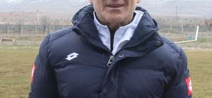 """Elazığspor Teknik Direktörü Altın'dan destek çağrısı Elazığspor Teknik Direktörü Erhan Altın: """"Taraftarı birinci adam olarak görüyorum"""""""