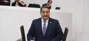 """Milletvekili Fendoğlu'ndan Kimya OSB talebi MHP Malatya Milletvekili Mehmet Fendoğlu: """"Malatya'da Kimya OSB kurulması şart"""""""