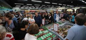 İzmir'de tanzim satış gibi yer; Kent Koop Gıda Market